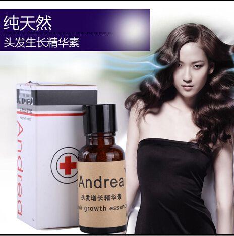2 Andre denso adicional líquido essência perda de cabelo anti - seborréica alopecia areata medicina 20 ml econômico alishoppbrasil