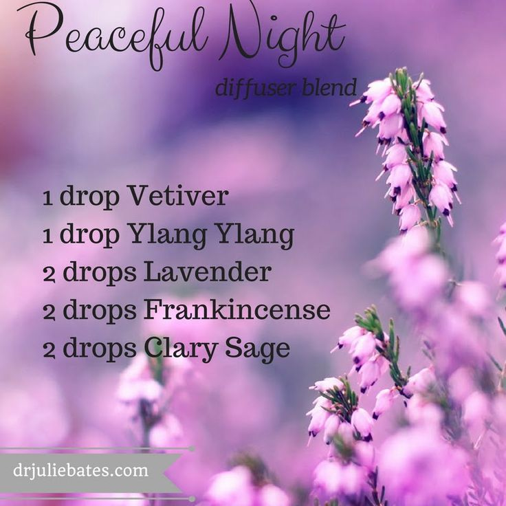 Peaceful Night Diffusing Blend                                                                                                                                                                                 More