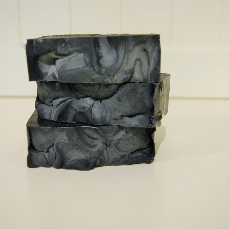 Acne Soap, Charcoal Soap, Goat Milk Soap, Handmade Soap, Australian Handmade Soap, Shae Scentials by ShaeScentials on Etsy
