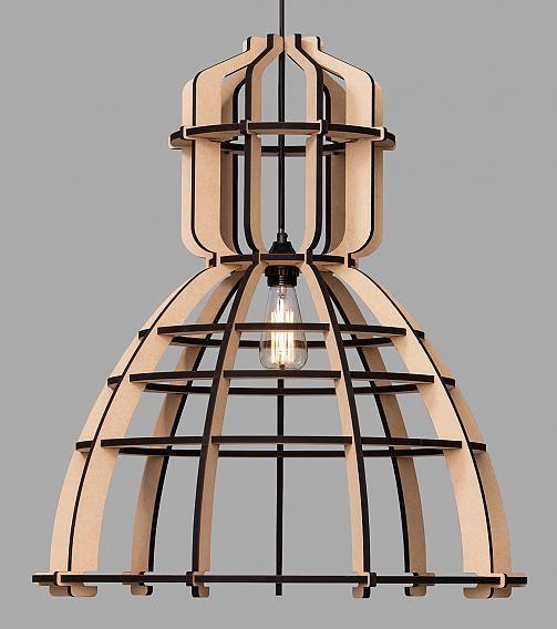 Hetlichtlab   No.19XL lamp by  Olaf Weller
