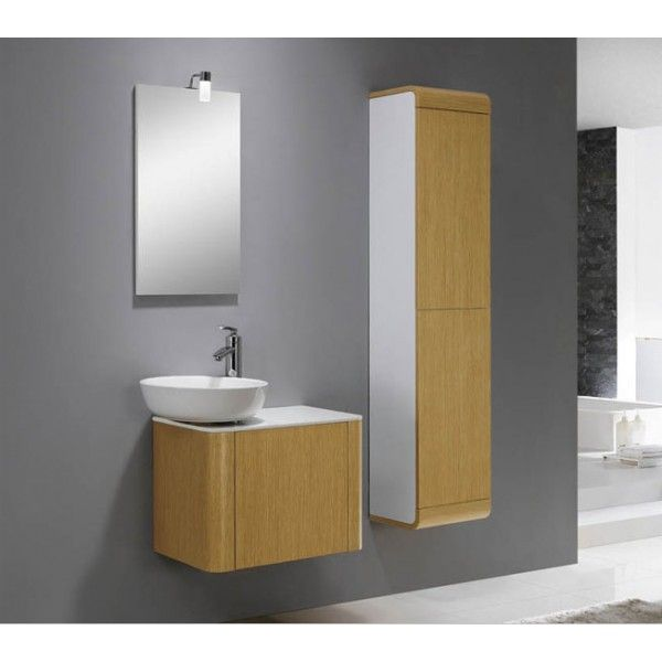Alcina with Side Storage | Best Value Bathroom Furniture in Ireland.  CA-2007C  Description:  	Dimension (MM):	CBM:  Main Cabinet	900*430*580 	0.27 Side Cabinet  350*300*1600	0.22 Mirror	390*20*690	0.02 Solid Surface	600*430*15	0.02 Ceramic Basin	450*450*200	0.08