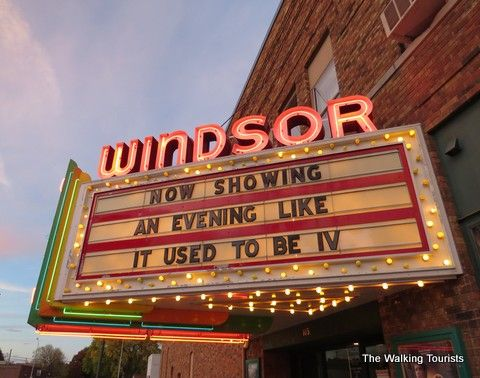 Windsor Theatre show takes North Iowa back in time - The Walking Tourists