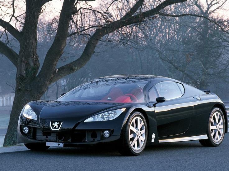 2002 Peugeot concept.