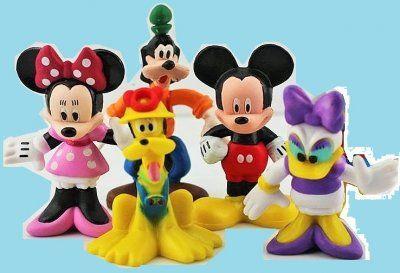 Disney+figurer+till+lek+och+tårtdekoration