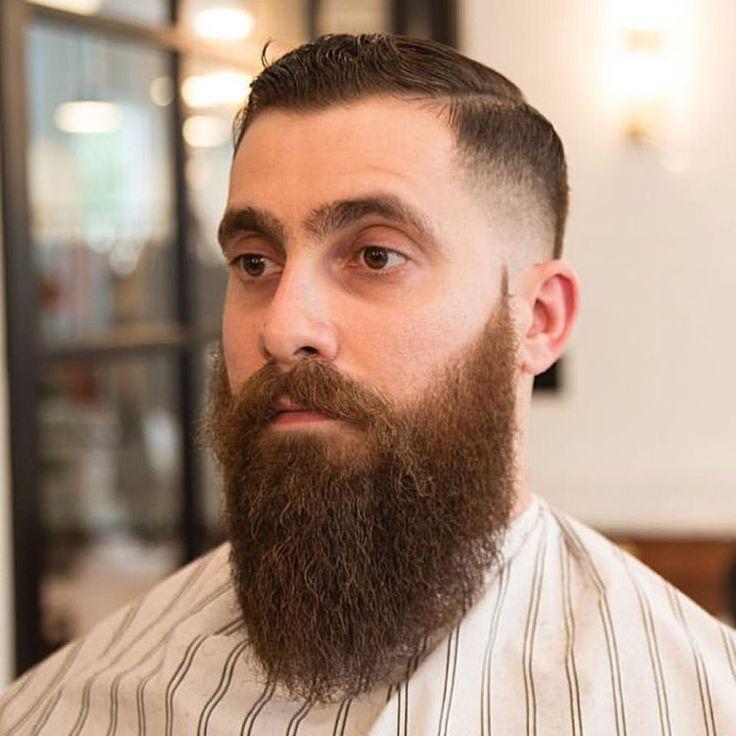 Remarkable 1000 Ideas About Long Beard Styles On Pinterest Handlebar Short Hairstyles Gunalazisus