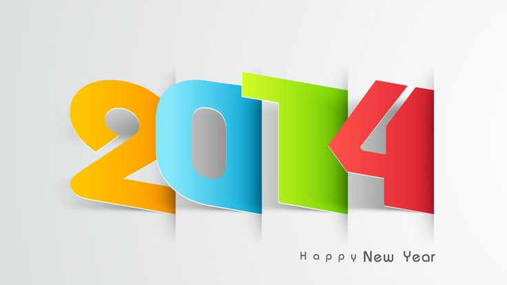 3840x2160 free desktop backgrounds for new year 2014