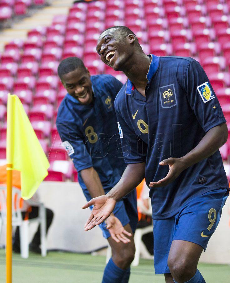 Welcome Yaya Sanogo to Arsenal