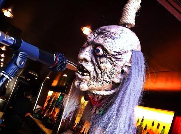 #testa #decapitata #halloween #singer #scary