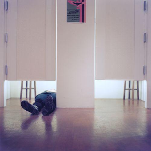 Contemporary Art Photography by Mathilde Nicoline Bergersen #analog - www.mathildenicolinebergersen.com