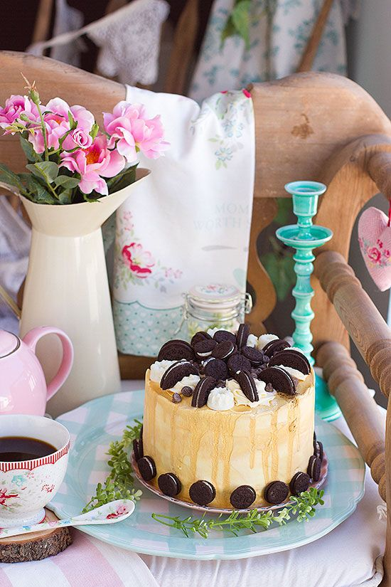 Tarta de oreo y chocolate | Megasilvita | Bloglovin'