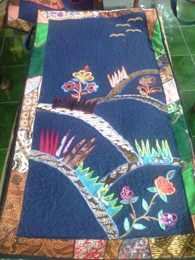 Sajaddah patch n quilting..