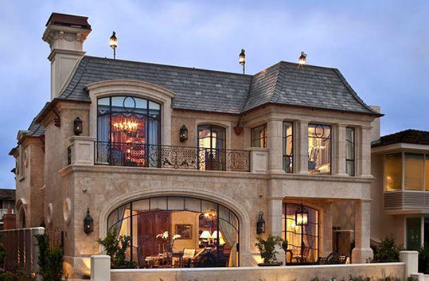 дом с мансардами большой - Пошук Google