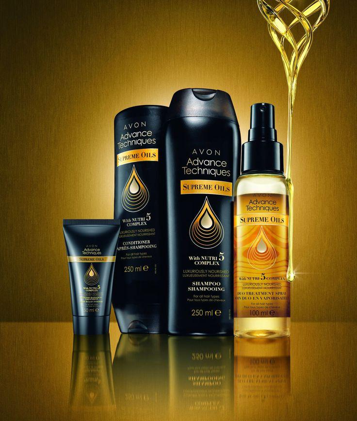 Efekt jak z salonu ! Luksusowa pielęgnacja włosów z 5 cennymi olejkami - SPRAWDŹ > http://www.avon.sklep.pl/kat/18/kosmetyki-do-wlosow.html