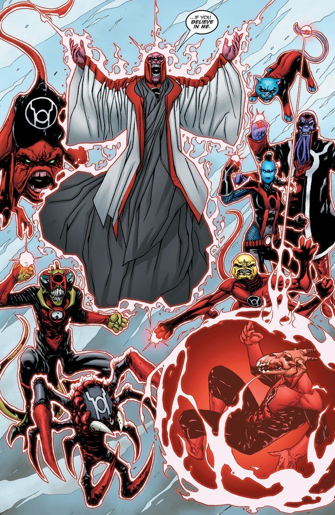 DC [Detective Comics]_Red Lanterns