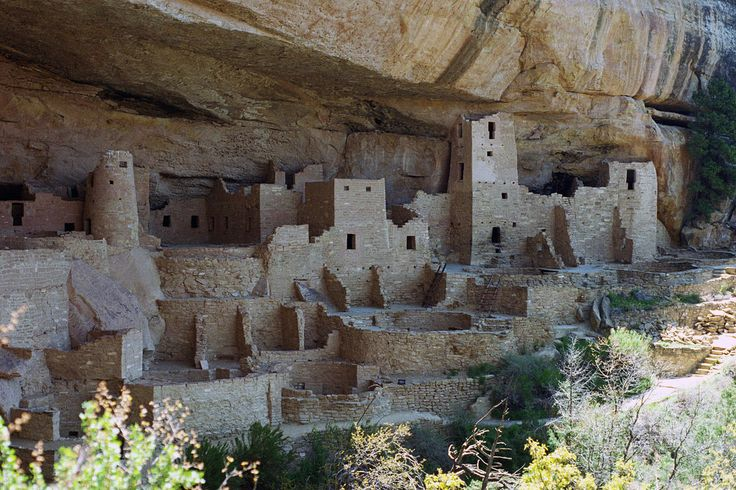 A very fascinating Colorado tourist attraction that is in this immediate area is Mesa Verde. The Native American tribe of the Pueblo Indians lived here and were cliff dwellers, meaning they built their homes in the cliffs, hewing them out of the rock. This afforded them great protection from being attacked by other tribes.