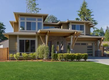 Northwest Modern Home Architecture 49 best home plans images on pinterest | architecture, modern