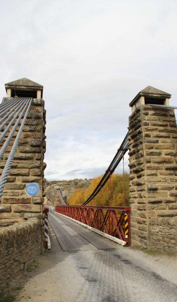 Ophir Bridge, Central Otago, NZ