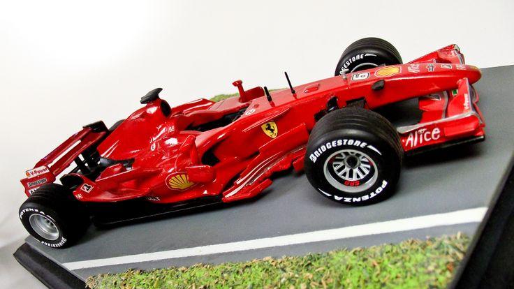 Ferrari F1 2007 - 1:24 - Revell