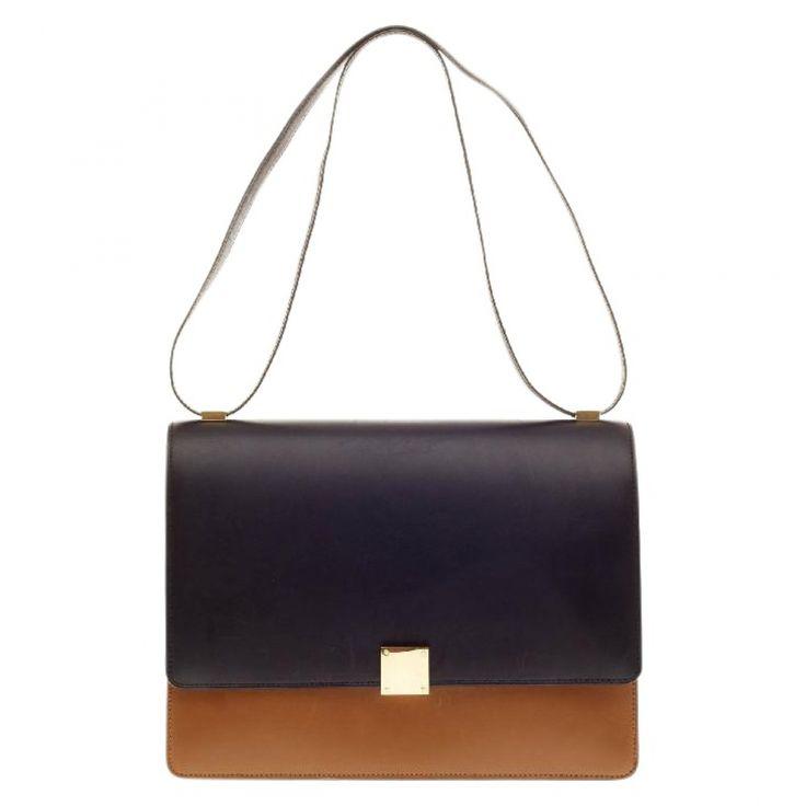 CELINE Leather Handbag Classic | STYLE | Pinterest