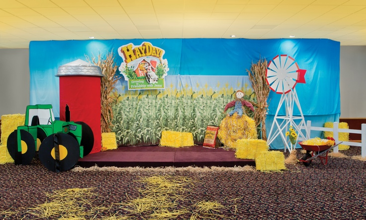 hay day vbs - google search