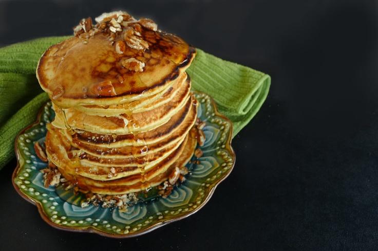 #butternut #squash #Pancakes #breakfast #recipe