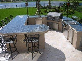 best 25+ prefab outdoor kitchen ideas on pinterest