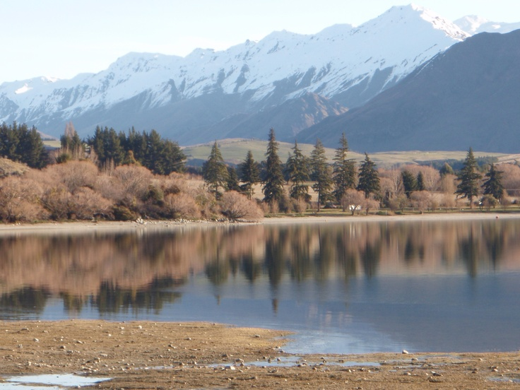 Wanaka, NZ. Photo by Sophia Egan-Reid.