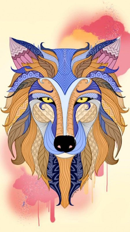 Creation by artsikey, coloring page from the gallery Animals