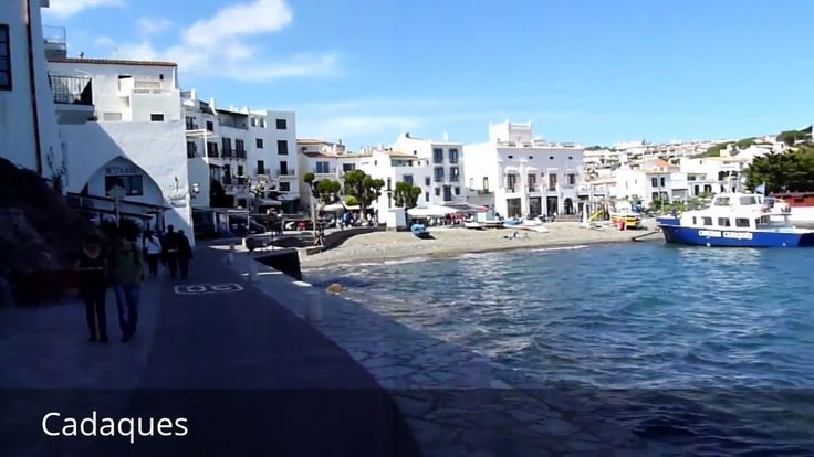 Places to see in ( Cadaques - Spain )  Cadaqués is a town in the Alt Empordà comarca in the province of Girona Catalonia Spain. Cadaques is on a bay in the middle of the Cap de Creus peninsula near Cap de Creus cape on the Costa Brava of the Mediterranean.  Cadaques is only a two-and-a-quarter-hour drive from Barcelona and thus Cadaques is very accessible and not only attracts tourists but people who want a second home for weekends and summers. In 2002 Cadaqués had an official population of…