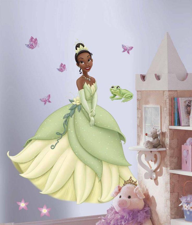 Disney Prinses Tiana en kikker te koop bij www.versierendoejezo.nl