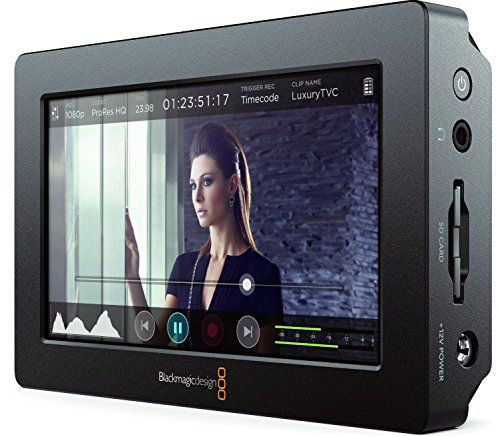 Blackmagic Design Video Assist HDMI/6G-SDI Recorder -- More info could be found at the image url.