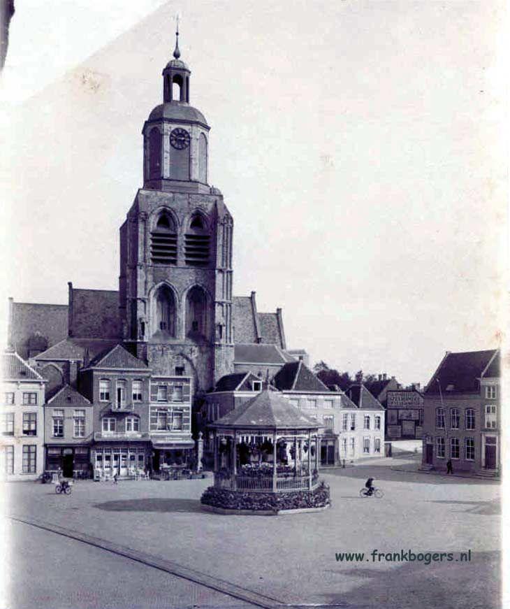 Grote Markt, Bergen op Zoom
