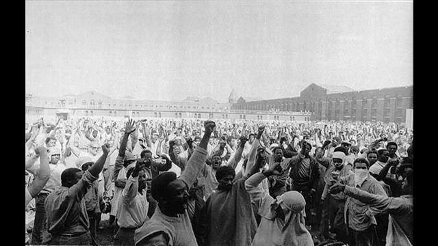 1971 attica prison riots essay The attica prison riot, also known as the attica prison rebellion or attica prison uprising, occurred at the attica correctional facility in attica, new york, united states, in 1971 based upon prisoners' demands for better living conditions and political rights, the riot was one of the most well-known and significant uprisings of the prisoners' rights.