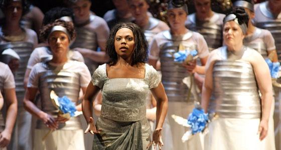 Giuseppe Verdi: Aida. - Bayerischen Staatsoper = Munich