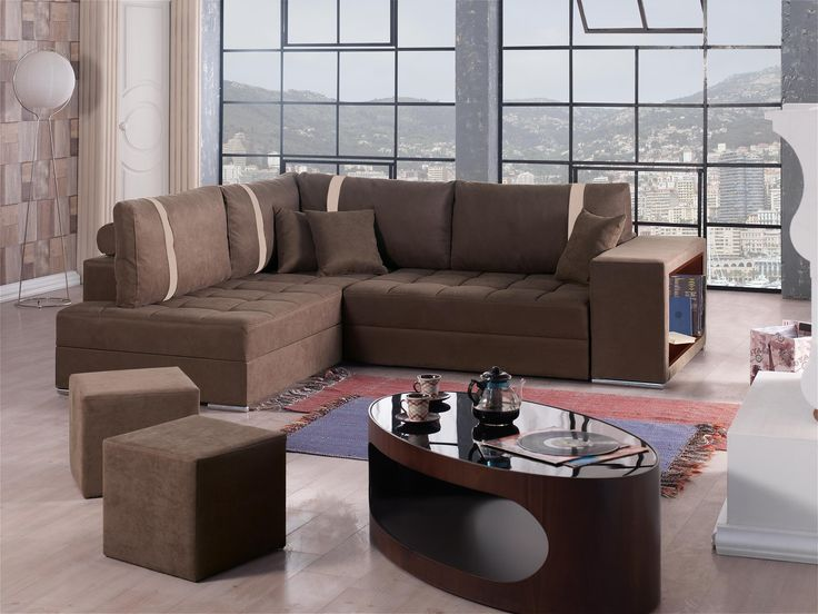 Hollywood Sectional Sofa #sectional #sofa #livingroom #furniture