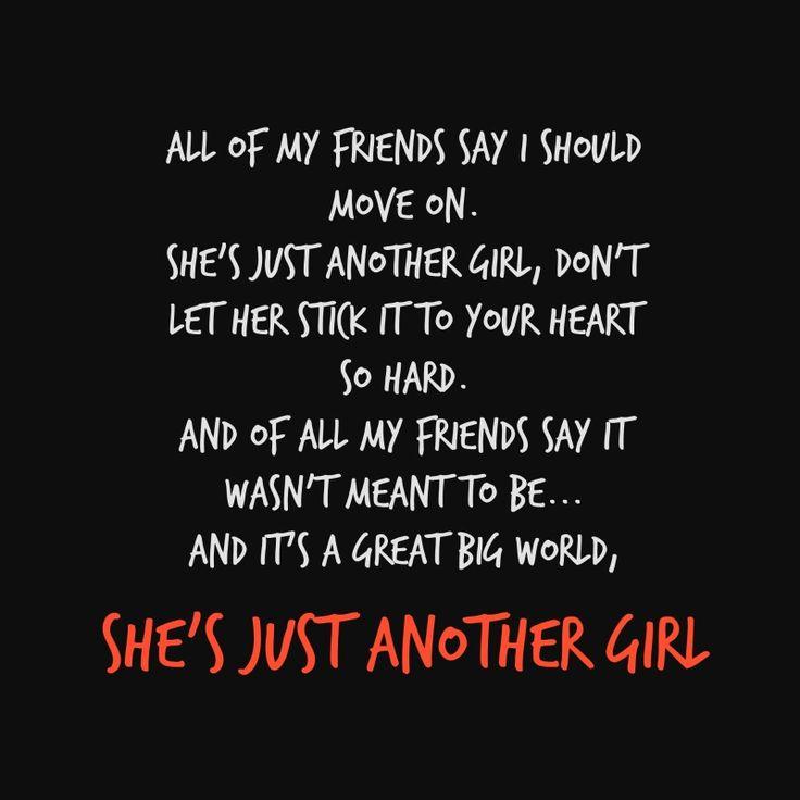 Best 25+ Heartbreak girl lyrics ideas on Pinterest | Good girl ...