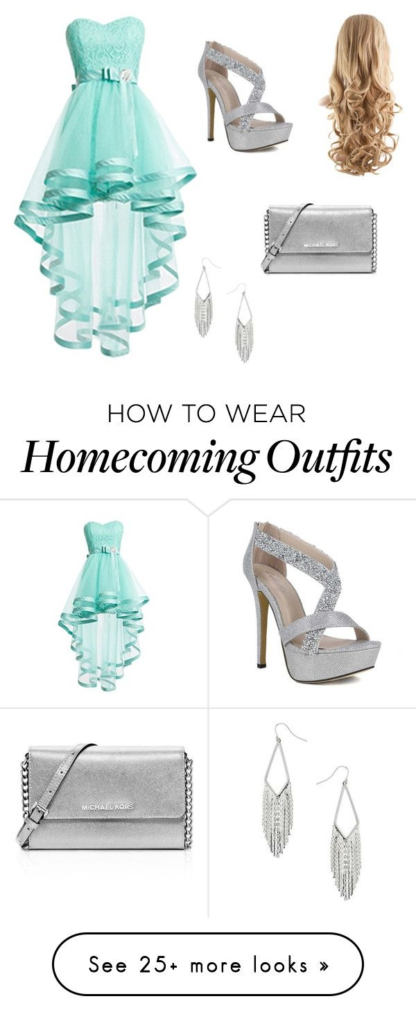 """Dream prom outfit"" by art4ever on Polyvore featuring MICHAEL Michael Kors and Dorothy Perkins"