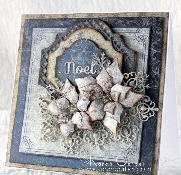 Noel Christmas by Karan - Cards and Paper Crafts at Splitcoaststampers