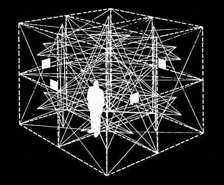 IDEA Enter the Matrix: An Interview with Ken Isaacs — Magazine — Walker Art Center