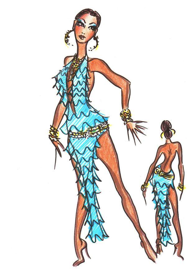 """«AltraNatura», при поддержке «Dance Line» представляют конкурс: """"Я дизайнер!"""" - Танцевальный салон Dance Line"""