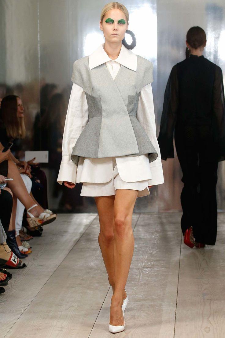 Mark Kenly Domino Tan Copenhagen Spring 2016 Fashion Show