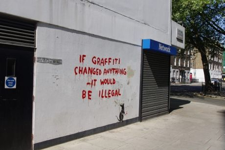 17 locations of Banksy art and how to find them   Hexjam