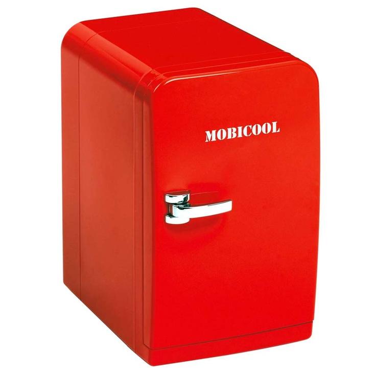 Mini Refrigerador Mobicool F05 DC/AC - 5 L - Vermelha - Mini Geladeira no Pontofrio.com