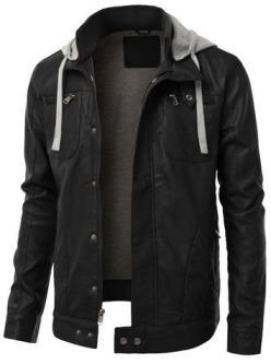 17 best Cheap Leather Jackets for Men images on Pinterest ...