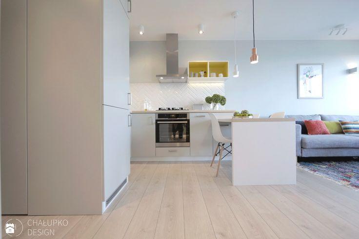 Kuchnia styl nowoczesny kuchnia pinterest small for 3 fifty eight salon