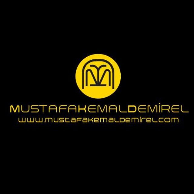 "@mustafakemaldemirel's photo: ""Arkadaslar yeni logom hakkinda yorumlarinizi bekliyorum ☺️ pls comment about my new logo type ☺️ #logo #logotype#amblem#grafik#graphic#grafiker#design#graphicdesign"""