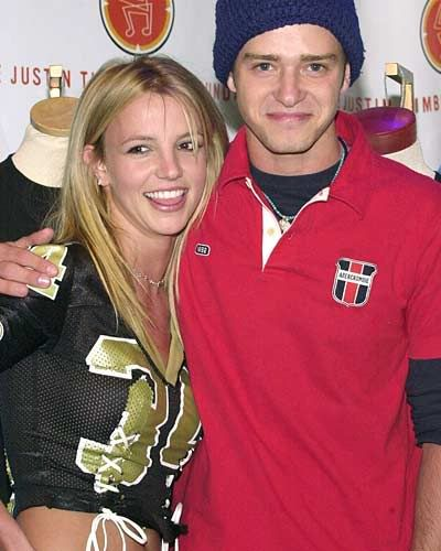 Britney Spears + Justin Timberlake...ahhh the memories. <3