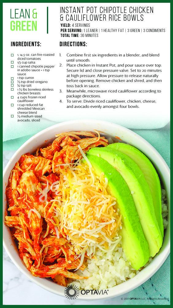 Optavia Lean And Green Recipes Kikielpiji Org