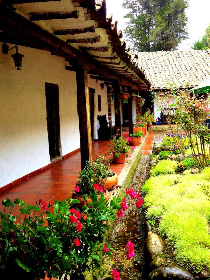 Boyaca Colombia