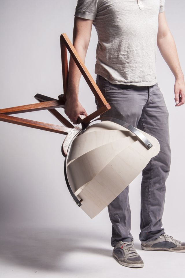 Michiel van Gageldonk | Globe chair   #design